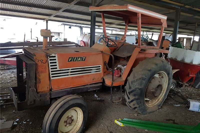 Tractors 4WD tractors Fiat 780 for sale
