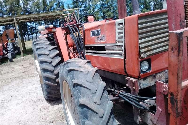 4WD tractors fiat 980 dt tractor 4x4 Tractors