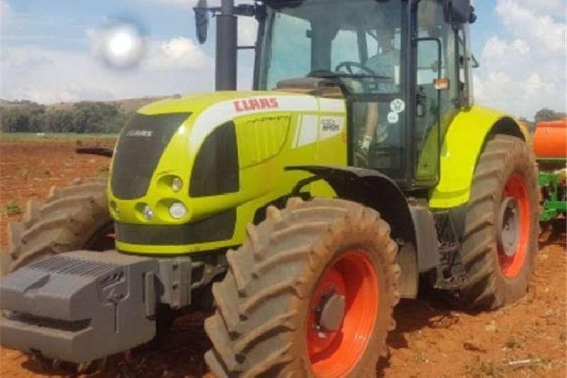Tractors 4WD tractors Green Claas Arion 630C 2017