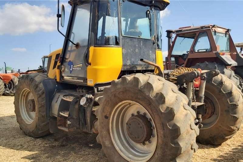 4WD tractors JCB Fastrac 3200 Tractor Tractors