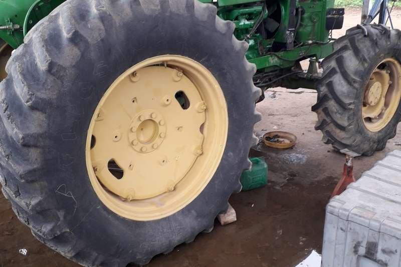 4WD tractors John Deere 2351 4x4 Tractor. New engine and coolin Tractors