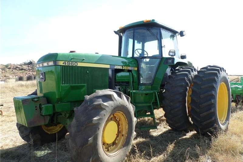 Tractors 4WD tractors John Deere 4960 x 4