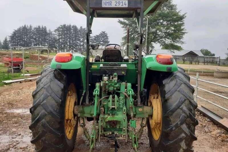 4WD tractors John Deere 6320 Tractors