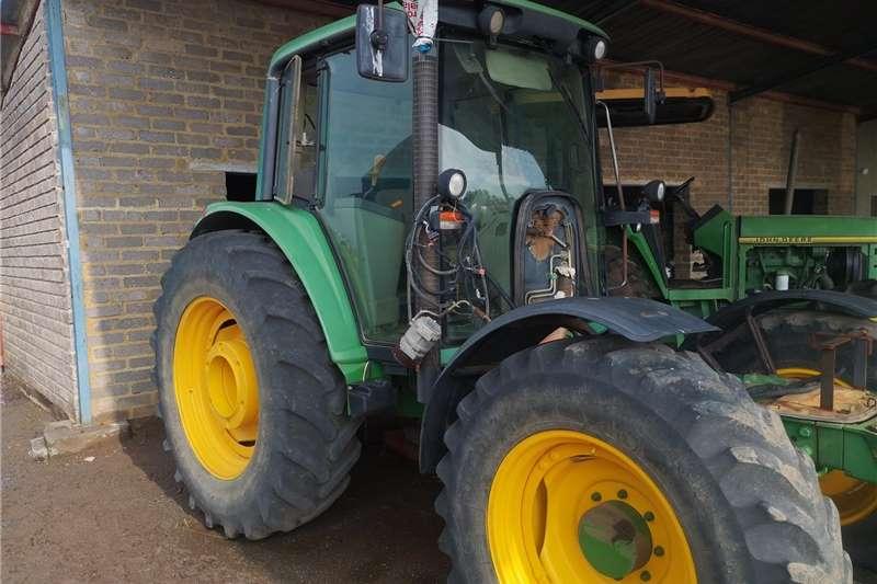 4WD tractors John deere 6420 Tractors