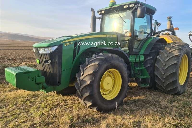 4WD tractors John Deere 8310 R Tractors