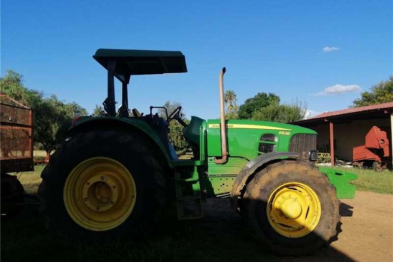 4WD tractors John Deere tractor for sale Tractors