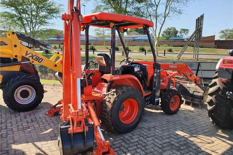 4WD tractors Kubota L39 4WD TLB Tractors