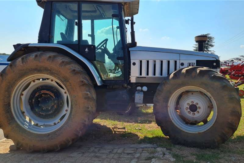4WD tractors Lamborghini 135 CAB Tractors