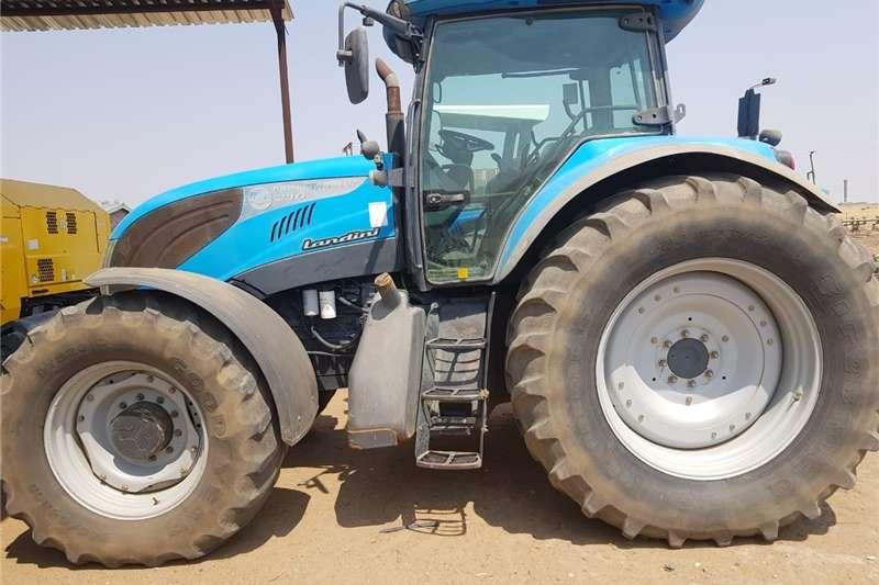 4WD tractors Landini 210 Tractors