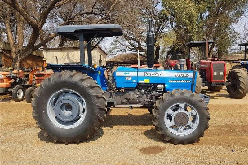 4WD tractors Landini 8830 Tractor 4x4 For Sale Tractors