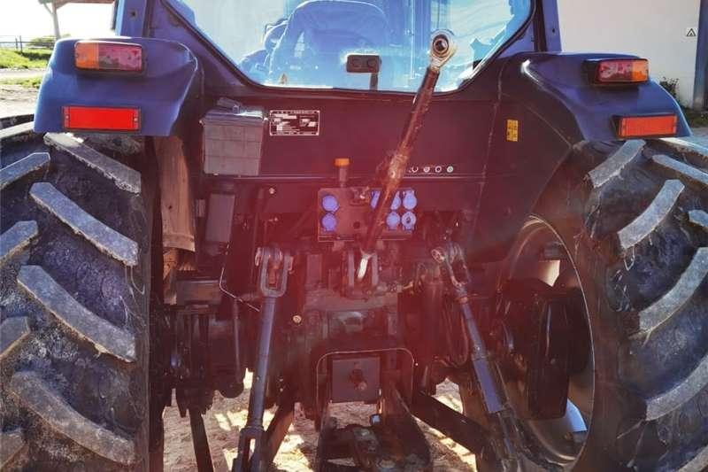 4WD tractors Landini Cab tractor for sale Tractors