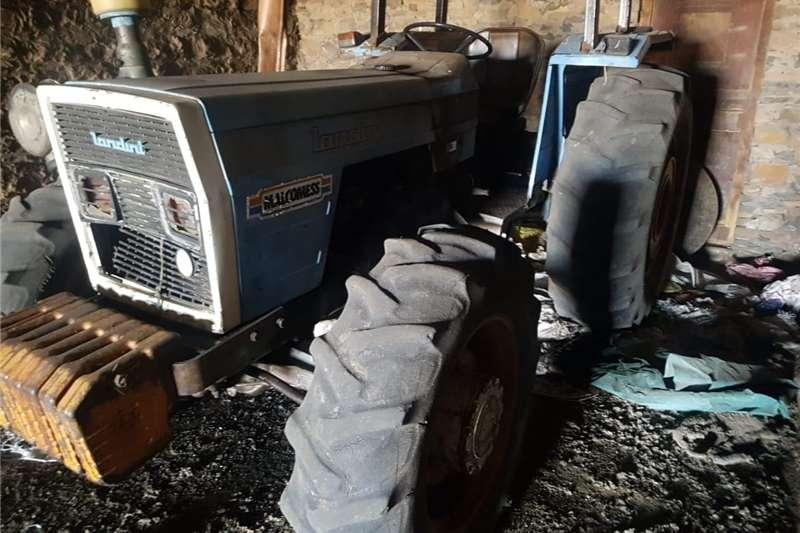4WD tractors LANDINI Tractors