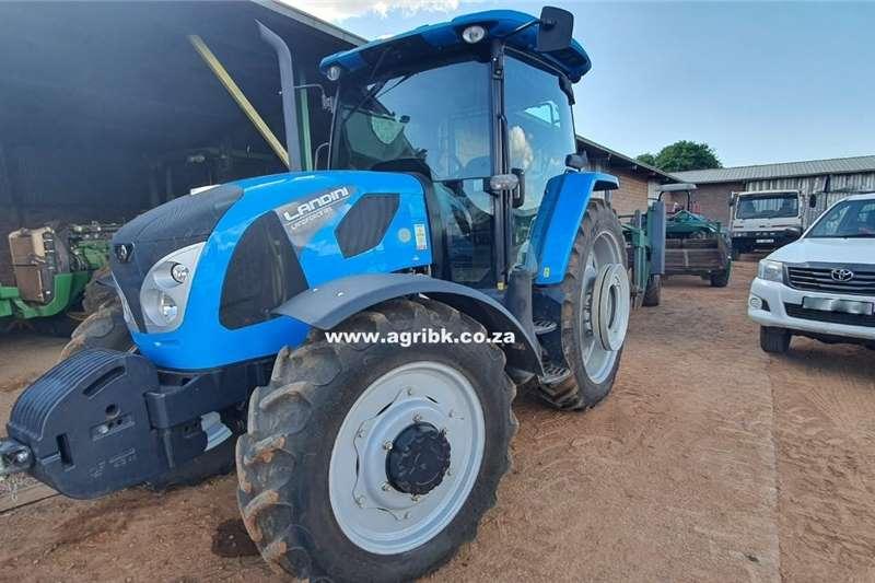 4WD tractors Landini LANDFORCE 125 Tractors