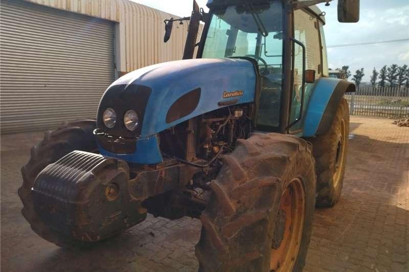 4WD tractors LANDINI LEGEND 130 Tractors