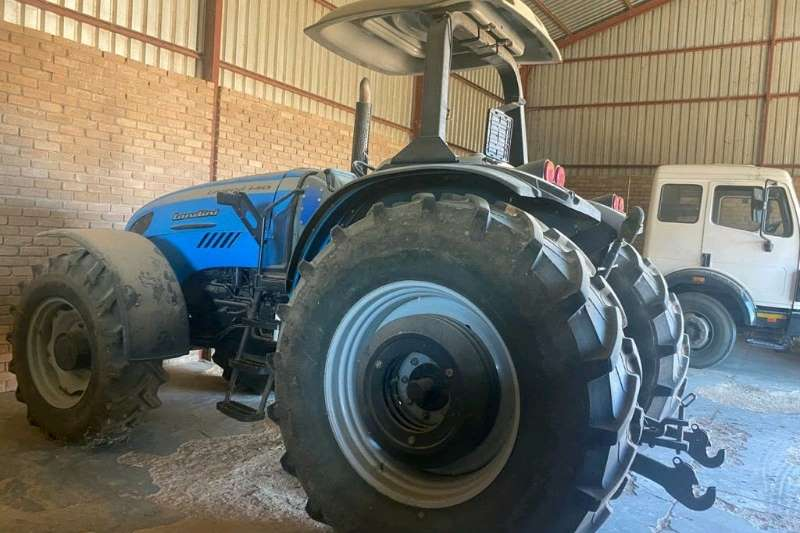 4WD tractors Landini Legend 4x4 Tractor Tractors