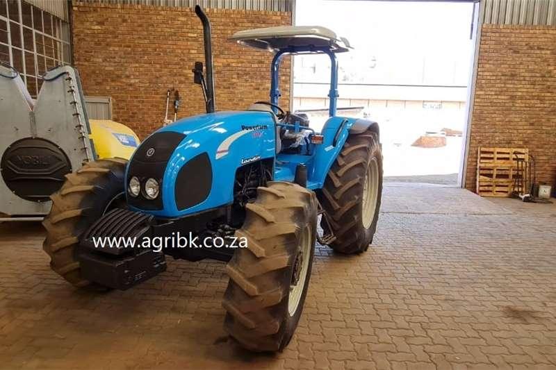 4WD tractors Landini Powerfarm 105 Tractors
