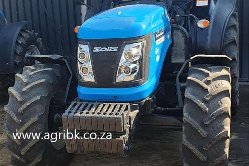 4WD tractors Landini Solis 110 Tractors