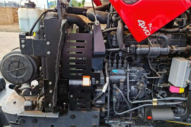 4WD tractors Mahindra 6065 4wd Tractors