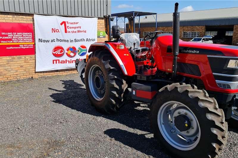 4WD tractors Mahindra 6075 4wd Tractors