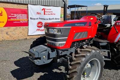 4WD tractors Mahindra 6075 4wd Tractor April Special Tractors