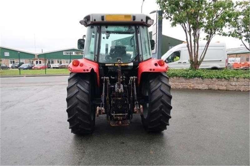 4WD tractors Massey Ferguson 7455 Tractor 4x4 for sale in KZN P Tractors