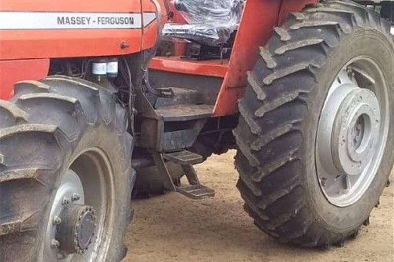 4WD tractors massey ferguson Tractors