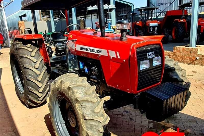 4WD tractors MASSEY FERGUSON / MF 440 (911) Tractors
