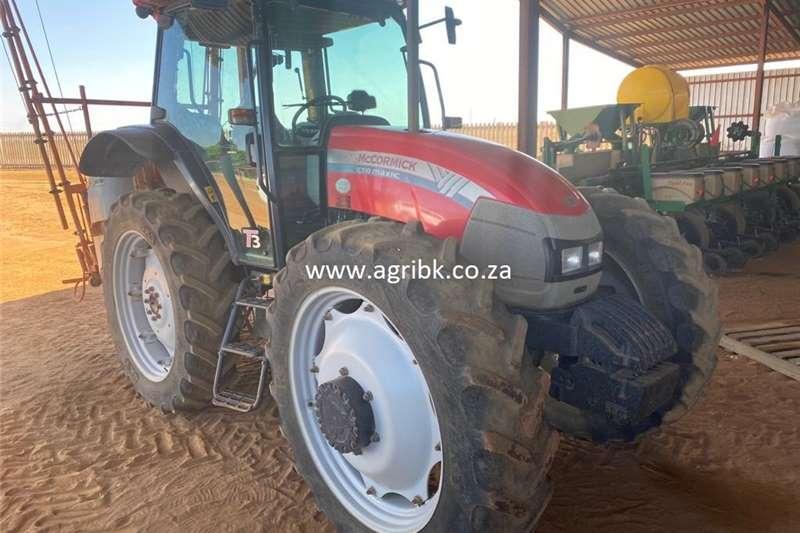 4WD tractors McCormick C110 Max HC Tractors