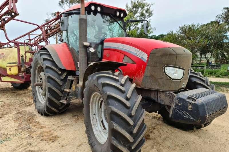 4WD tractors McCormick TTX 210   R435 000 + Vat Tractors