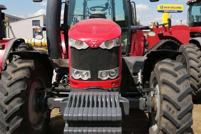 4WD tractors MESSEY FERGUSON Tractors
