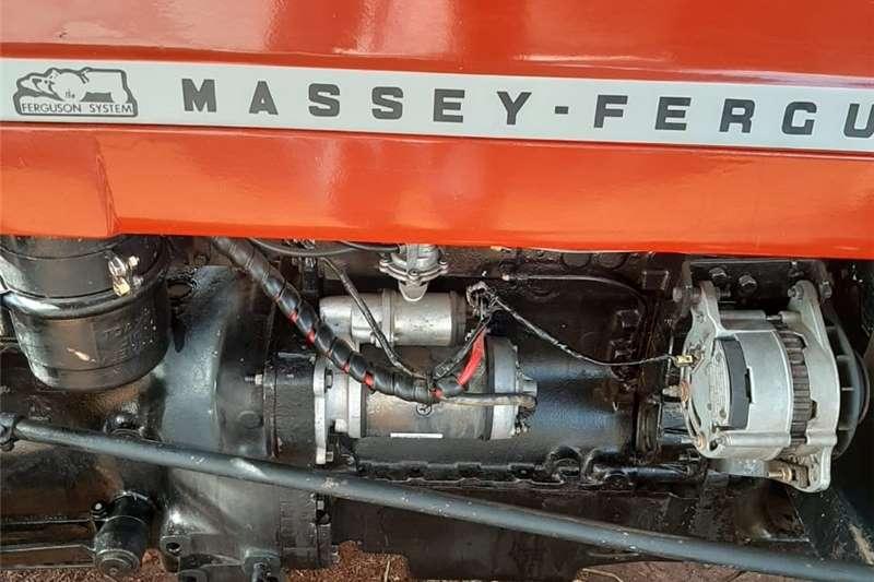 4WD tractors Mf 135 for sale Tractors