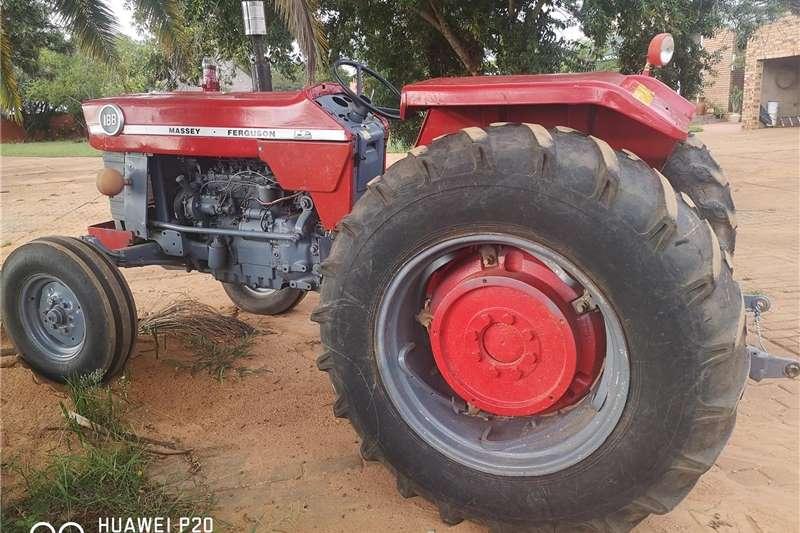 4WD tractors MF 188 for sale Tractors