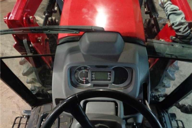 Tractors 4WD tractors MF4610 Used 2013