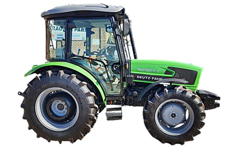 4WD tractors NEW DEUTZ FAHR Tractor 4090 4.E Cab with Aircon Tractors