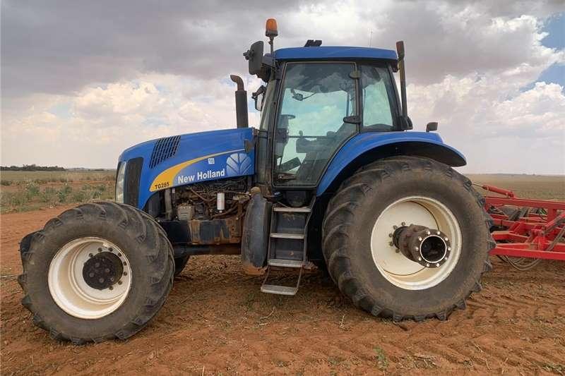 4WD tractors New Holland TG 285N Tractors