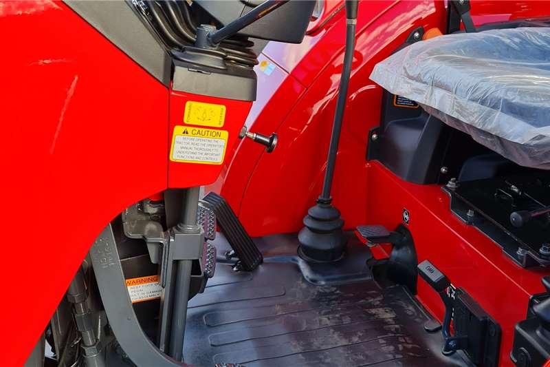 4WD tractors New Mahindra 6060 4wd Tractors Tractors