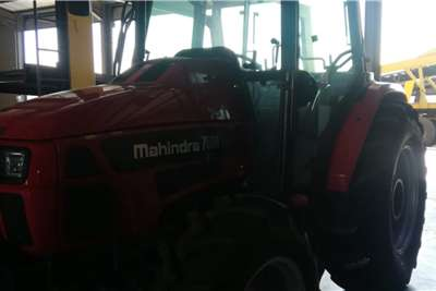 4WD tractors New Mahindra 7590 4wd Cab Tractors Tractors