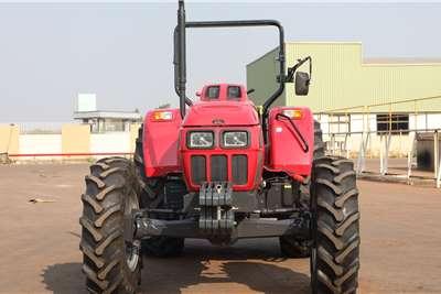 4WD tractors New Mahindra 7590 4wd Tractors Tractors