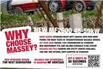 4WD tractors NEW MASSEY FERGUSON 2600 SERIES Tractors