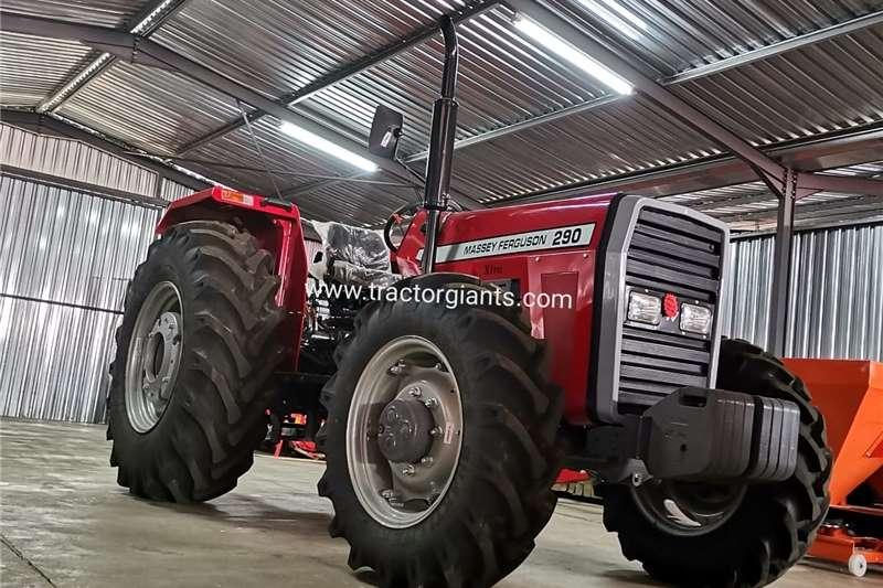 4WD tractors New MF290 (1547) Tractors