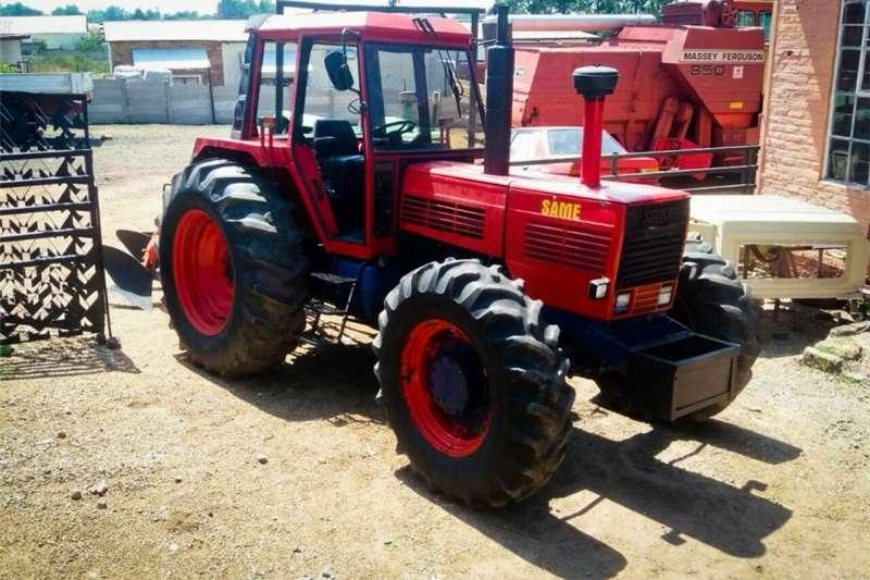 Tractors 4WD tractors SAME Hercules 160, 4x4 Trekker