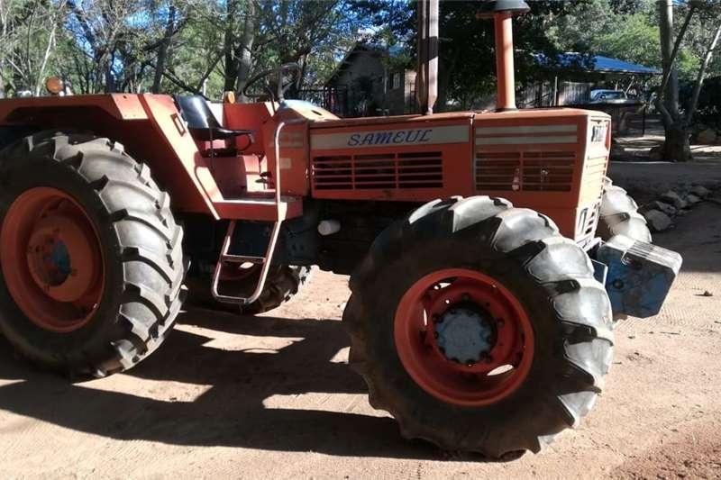 4WD tractors Tractor 4x4 Same Tiger Six Tractors