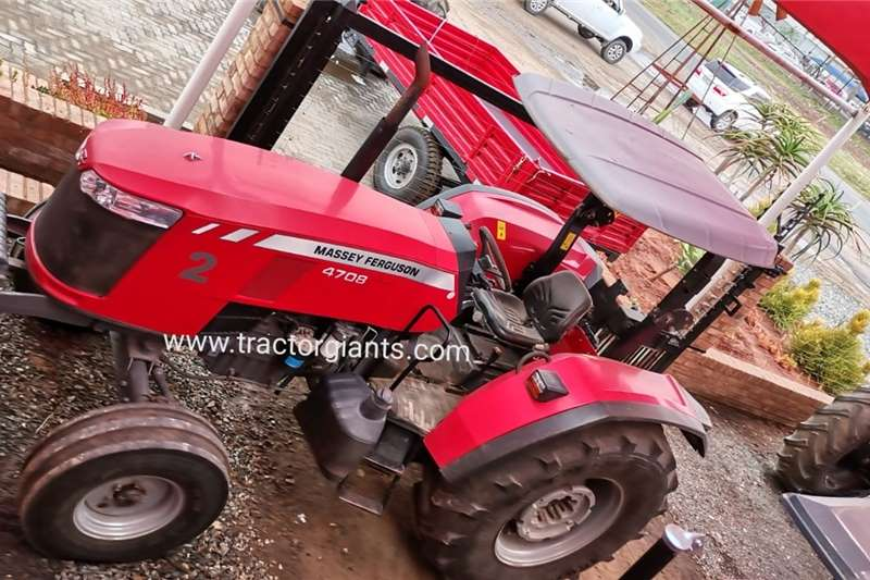4WD tractors Used MF4708 Tractors