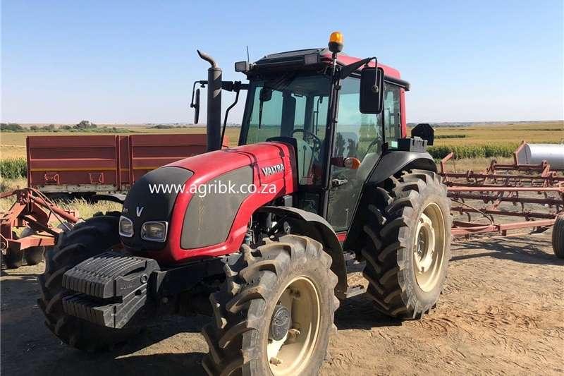 4WD tractors Valtra A95 Tractors