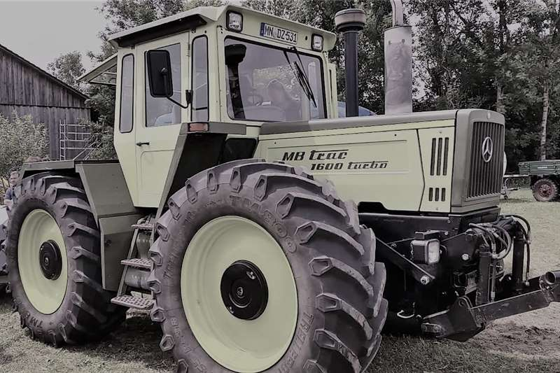 4WD tractors Wanted MB TRAC 1300 or 1500 turbo Tractors