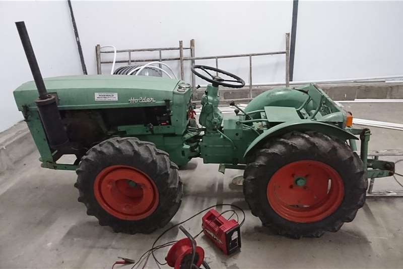 Tractors Antique tractors Holder Antique Tractor 1960