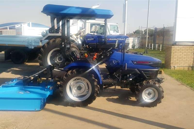 Tractors Compact tractors Farmtrac FT 30 Tractor
