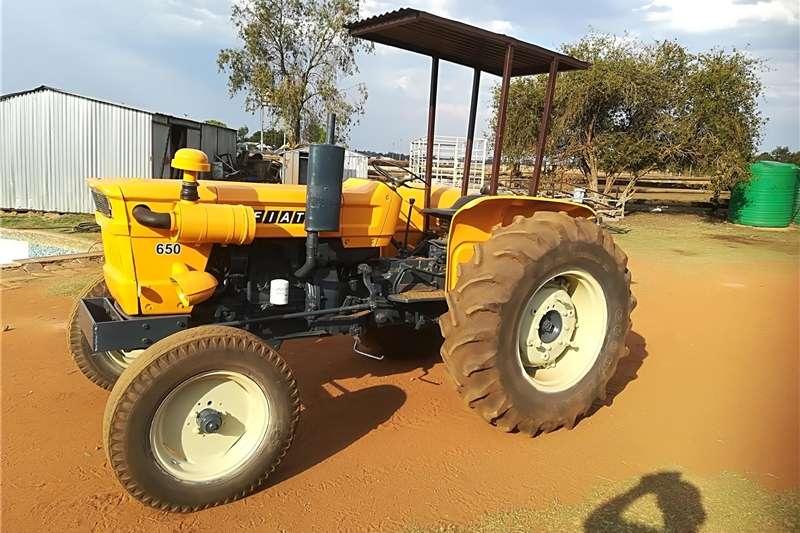 Tractors Compact tractors Fiat 650 trekker te koop