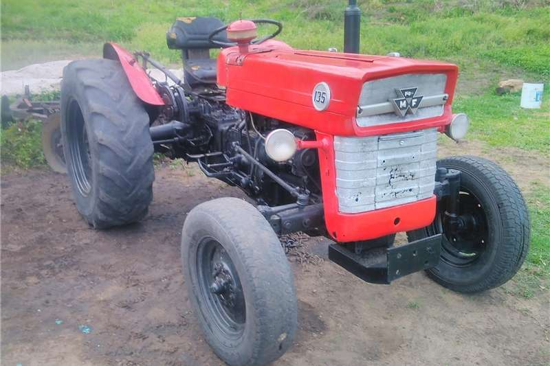 Tractors Compact tractors Massey Ferguson 135
