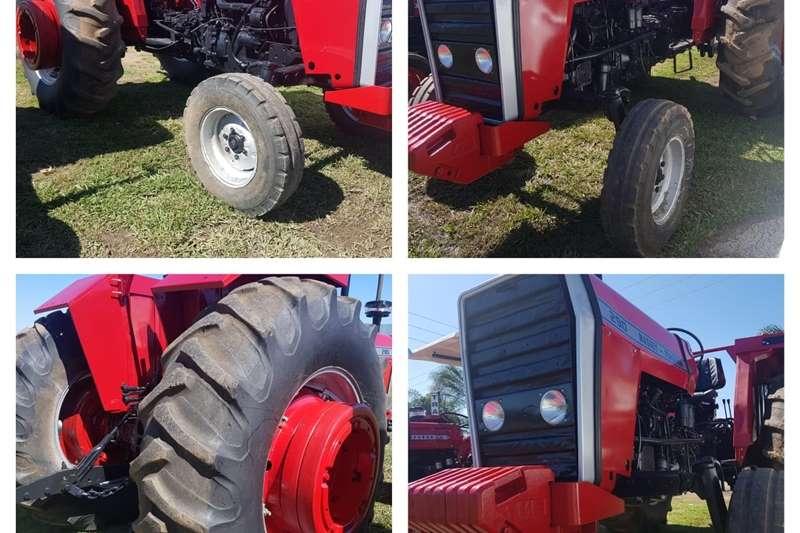 Tractors Compact tractors Massey Ferguson 290 tractor